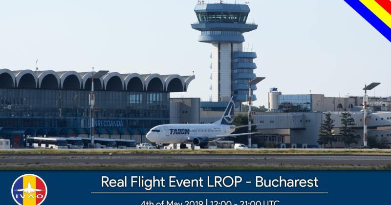 [04 MAY | 12 – 21z] [RO+HQ] Bucharest RFE 2019