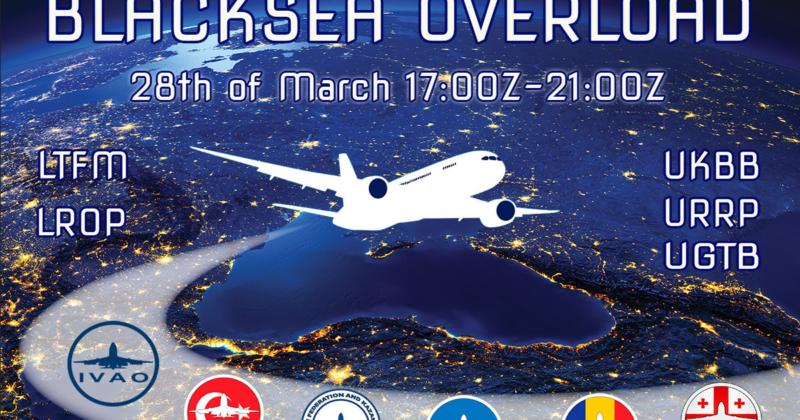 [28 MAR | 17z – 21z] [HQ+TR+XR+UA+RO+GE] Black Sea Overload